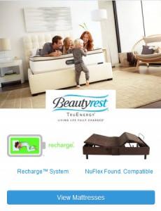 Beautyrest TruEnergy Mattress