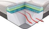 Beautyrest Memory Foam Plus