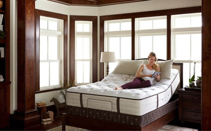Tempur Cloud King Size Mattress ... and Foster Signature Collection Mattresses - The Mattress Factory