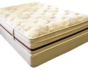 King Koil - Laura Ashley Vela Plush Pillow Top