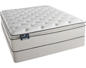 Simmons Beautysleep - Plush Pillow Top