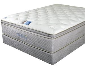 Therapedic BackSense Elite - Plush Latex Pillow Top