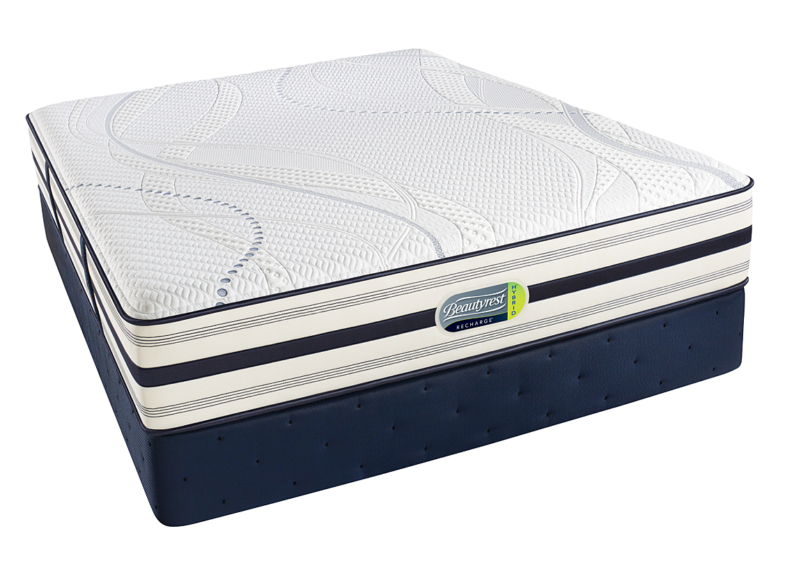 Luxury Memory Foam Mattress Review Beautyrest Recharge Hybrid Dakota Mattresses