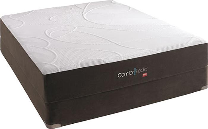 Simmons Comforpedic Free Spirit Advanced Memory Foam Mattress