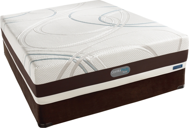 ComforPedic from Beautyrest - Mykonos Mattresses