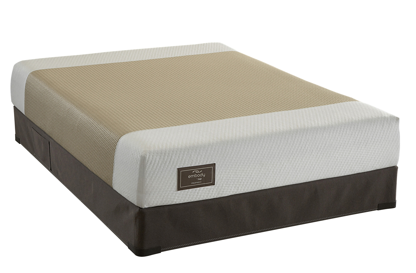 Sealy Spring Creek Plush Pillow Top Queen Mattress