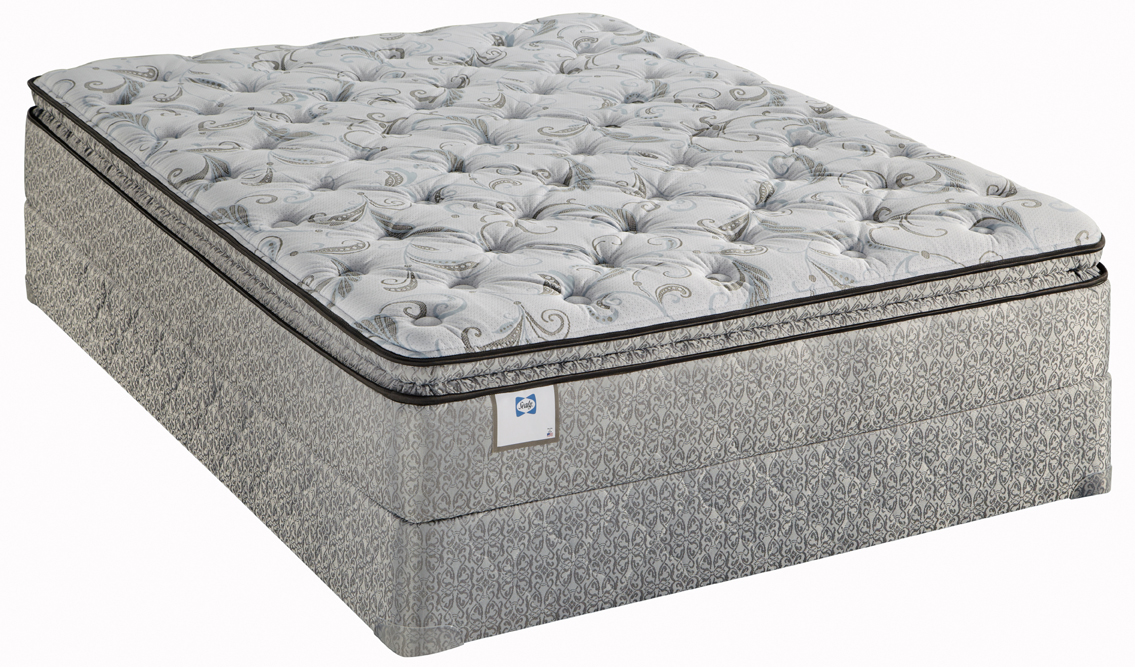 Sealy Plush Pillow Top Mattresses