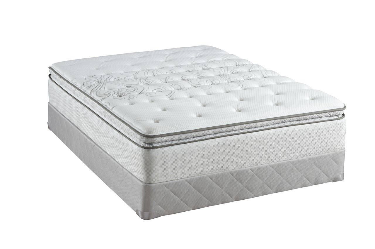 Sealy Posturepedic Classic - Plush Euro Pillow Top