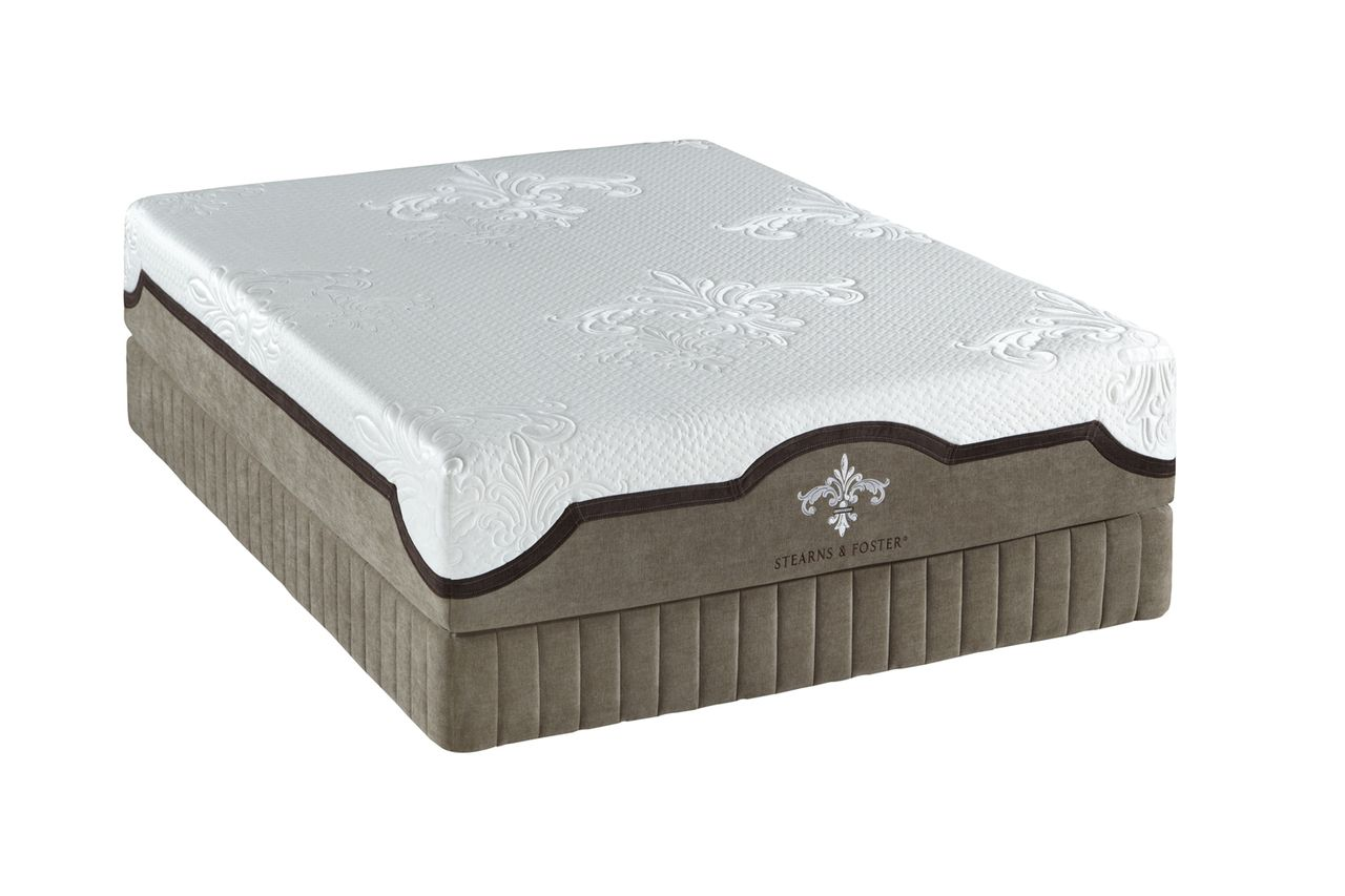 Stearns foster infinia mattresses Sterns and foster