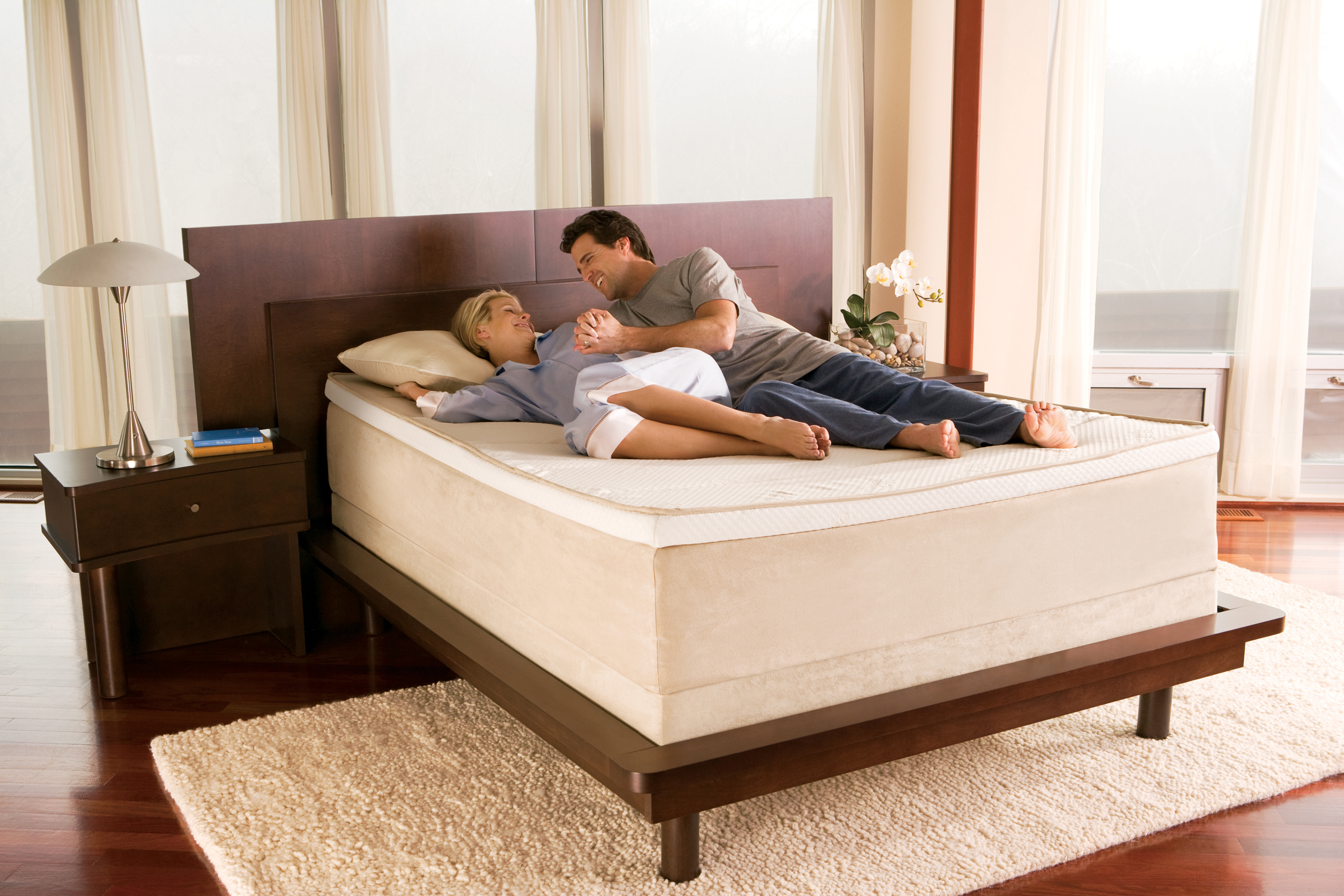 The AlluraBed by Tempur-Pedic® Mattresses