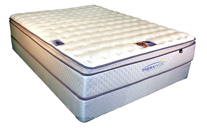 Therapedic backsense chatham mattress for Which mattress company is the best