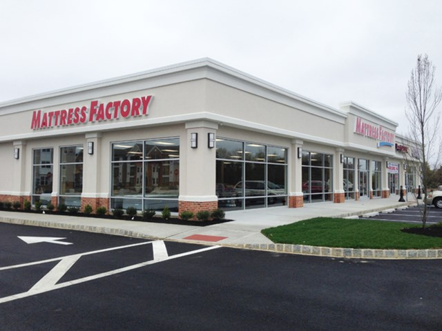 New jersey mattress store locations the mattress factory for Mattress factory