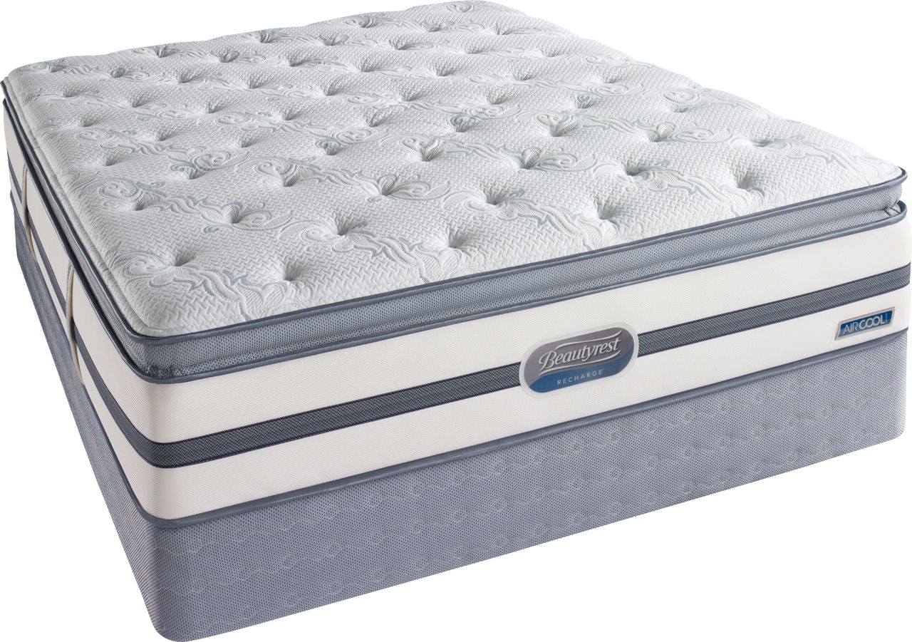 Beautyrest Recharge Plush Pillow Top Mattresses