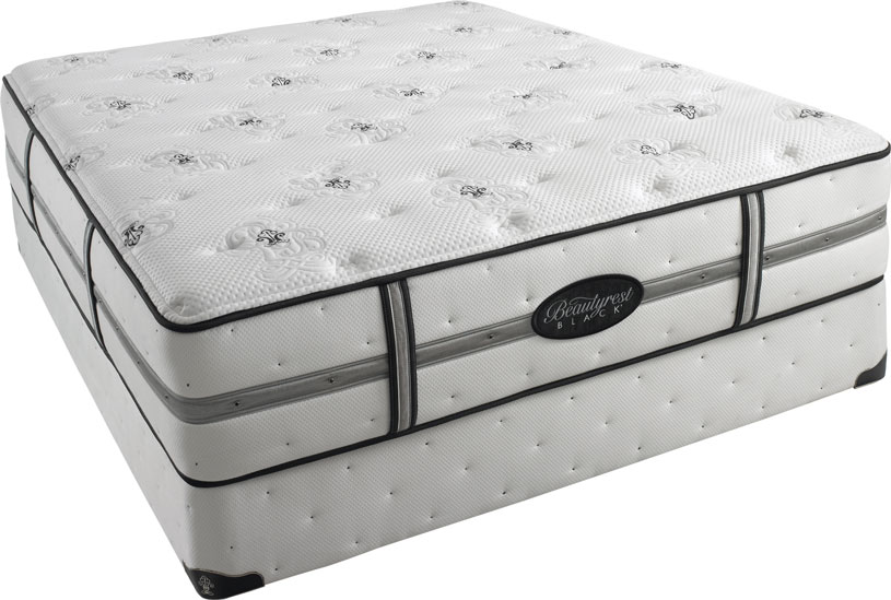 Simmons Beautyrest Black Collection Olivia Plush Mattress