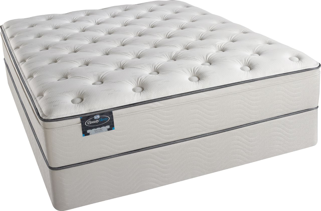 Simmons Beautysleep Euro Pillow Top Mattresses