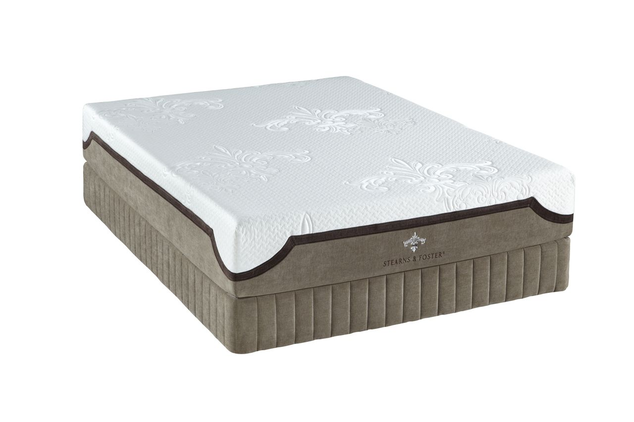 And Foster Latex Mattress 22