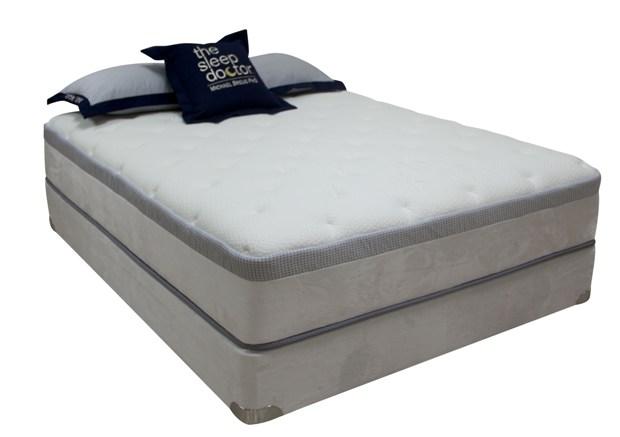 The Dr Breus Bed 174 Mongram Mattresses
